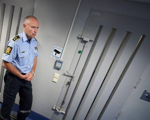 PÅGREPET: Minst fire personer ble pågrepet i narkotikasaken – deriblant en mann i 20-årene fra Levanger. Etterforskningsleder Leif Gundersen bekrefter at politiet har fulgt med mannen over en periode.