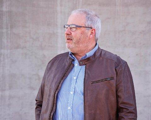 Peter Daniel Aune, daglig leder for Innherred interkommunale legevakt, 2021