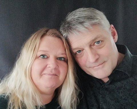 Arne og Mona Bratland mistet sin sønn på 21 år da han prøvde det narkotiske stoffet MDMA. Foto:Privat