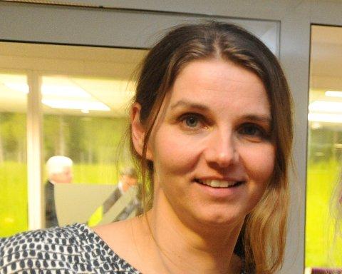 STORTANSVAR: Line Tyrdal er fungerende kommunalsjef for skole og barnehage, som starter på grønt nivå etter ferien og etter halvannet år med unntakstilstand.