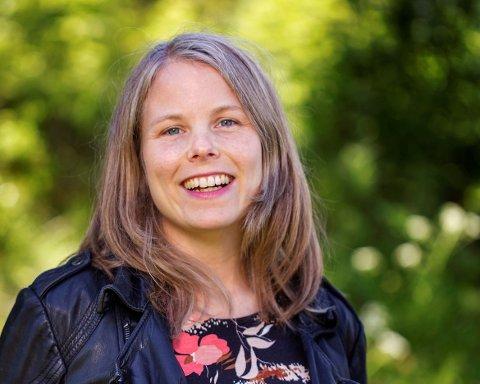 SIKTER MOT TINGET: Kirsti Bergstø håper SV beholder sitt mandat fra Akershus, slik at hun kan ta sete på Stortinget etter høstens valg.