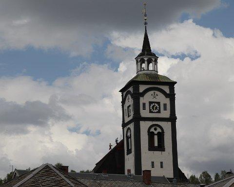 ILLUSTRASJONSFOTO: Den norske kirke har bestemt at alle gudstjenester skal avlyses fram til 12. april.