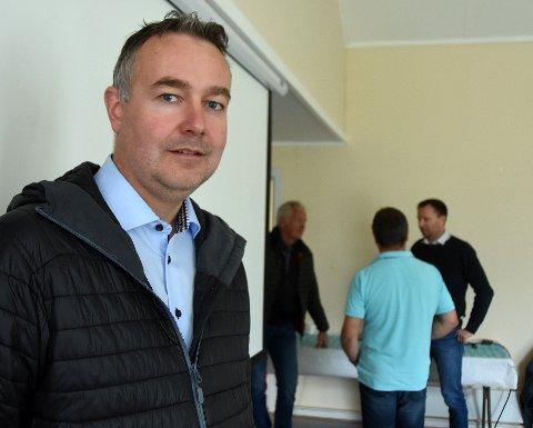 Advarer: Cermaq-direktør Snorre Jonassen går hardt ut mot Finansdepartementet.