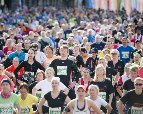 Bergen City Marathon er for massene som er ute etter en fin løpetur, og opererer uten pengepremier til vinnerne, sier Roger Gjelsvik.