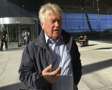 Det blir ikke noe Europa-eventyr med Brann for styreleder Eivind Lunde, men han håper på ny tur fra Flesland som en følge av prestasjonene i 2018. Arkivfoto: Jan Gunnar Kolstad
