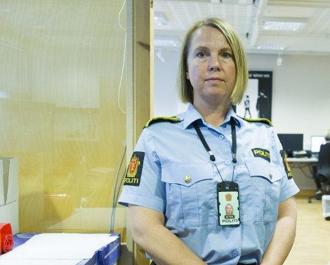 Påtaleansvarlig Janne Ringset Heltne og hennes kolleger i politiet har identifisert et tyvetalls fornærmede.