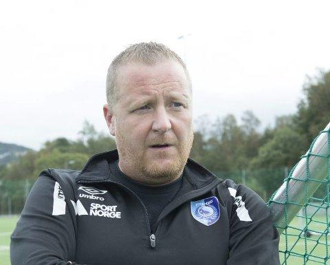 – Jeg kunne ikke stå ansvarlig for det som skjedde i klubben, sier Roy Inge Pettersen, som har vært daglig leder i FK Fyllingsdalen siden 1. april. Arkivfoto: Magne Turøy