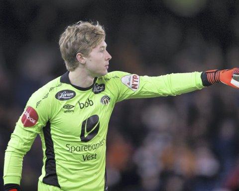 Mathias Dyngeland har signert for Elfsborg.