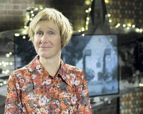 f574a8ee NY SESONG: Linda Eide skal i gang med 12 nye programmer og en fjerde sesong