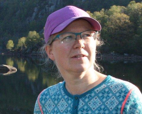 BLEI MELD: Marit Brevik var blant dei Motvind-tillitsvalde som blei melde til politiet av Rune Haaland. Saka er lagd vekk.