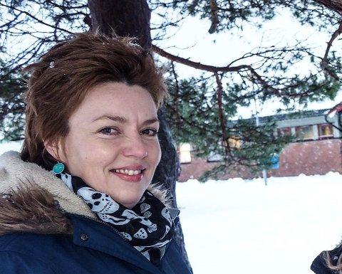 NY BIBLIOTEKSSJEF: Tora Klevås (45) blir byens nye bibliotekssjef.