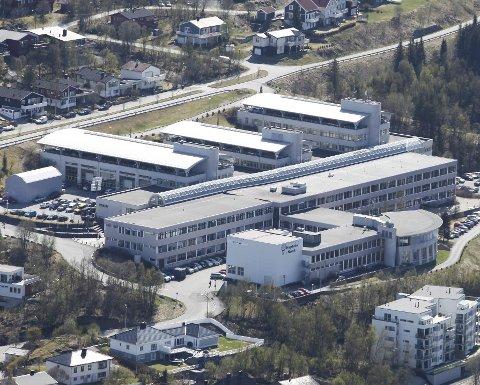 Åpner dørene: Tirsdag åpner UiT Narvik dørene for å vise og fortelle om hva de driver med.Foto: Ragnar Bøifot