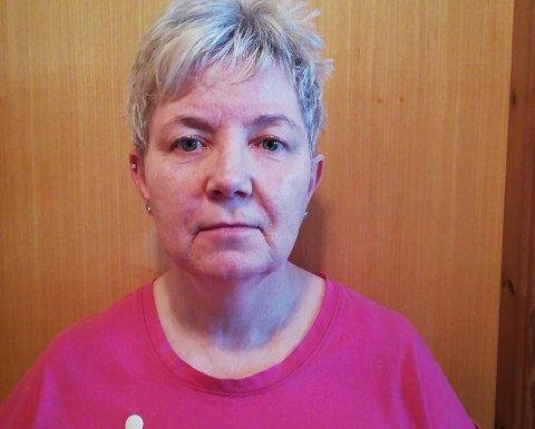 Tove Anita Rønnestad har vært fast ansatt i Figgjo AS i 33 år. Nå er hun en av de 21 som er blitt sagt opp av bedriften og har sin siste arbeidsdag mot slutten av sommeren.