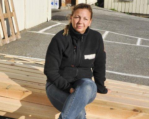 KULTURRÅDET: - Vi er positive til kulturbasert næring, sier Camilla Gjessing Gribsrød.