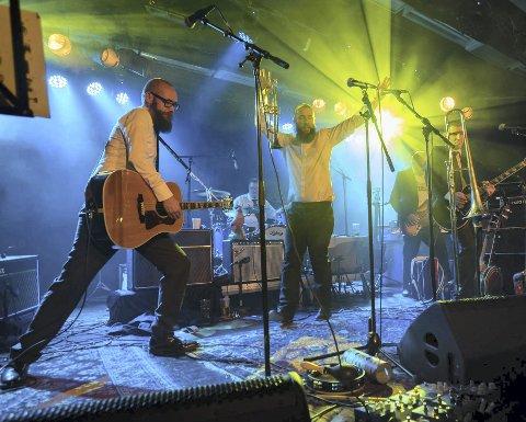 RUTINERTE: Cacadou satser på å spille i Hamar og andre større norske byer denne vinteren.!Foto: Cacadou