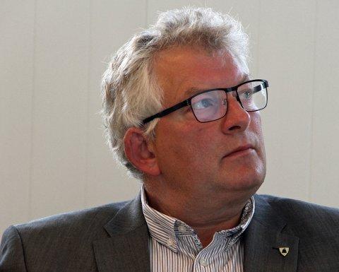 Lurøy-ordfører Carl Einar Isachsen (Sp)