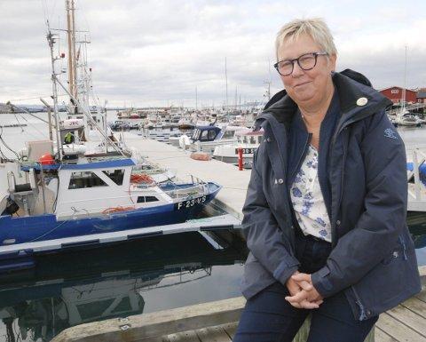 """NEDSLÅENDE:  Wenche Pedersen mener det er """"usigelig trist"""" at lokale og regionale mediestemmer beveger seg så langt unna folkedypet i saken om regionreformen."""