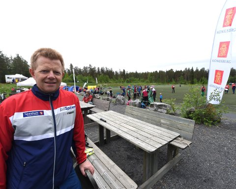 KOL SVARER: Pinseløpsleder Terje U. Eiken svarer på kritikken fra blanrt annet grunneierlaget.