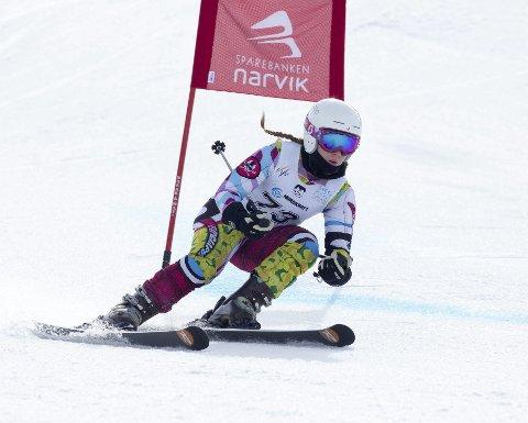 Sofie Taraldsen, Svolvær alpinklubb.