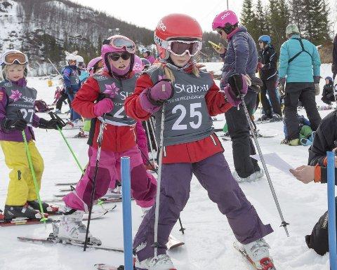 Amalie Karlsen, Svolvær alpinklubb.
