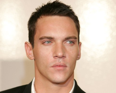 Cast member Jonathan Rhys-Meyers arrives for the Los Angeles Premiere of the movie
