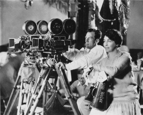 DEN FØRSTE: - Årets program på Stumfilmdager er samlet rundt ett enkelt stikkord: Kvinner, sier festvialsjef Martha Otte. Festivalen viser blant annet tre filmer av Lois Weber, som regnes som Hollywoods første virkelig store regissør.