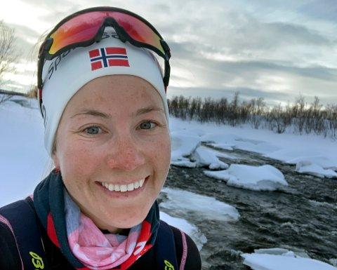 FIKK NOK: Kristin Harila ble nasjonal kjedesjef for møbelgiganten Skeidar i Norge, men plutselig sa det stopp. Hun sluttet i jobben for å vie tiden sin ene og alene til turliv og å bestige de høyeste fjelltoppene på hvert kontinent.