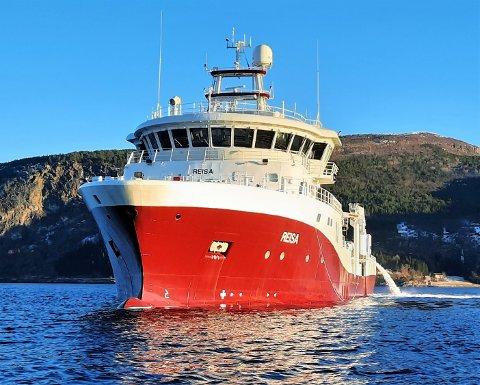 Reisa, Norsk Fisketransport