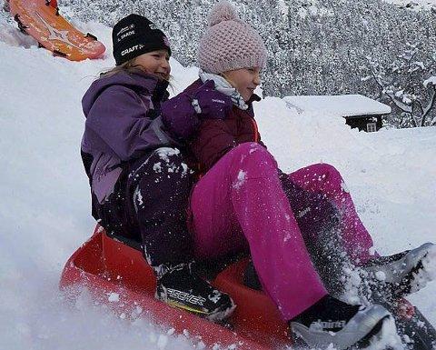 SØNDAG: DNT Telemark og Barnas Turlag i Porsgrunn inviterer til masse ski- og akemoro på Flåtten søndag.