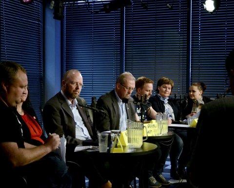 Hvem vinner valget? Rana Blad følger det politiske livet på Nord-Helgeland gjennom hele valgmandagen på ranablad.no.Foto: beate Nygård