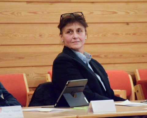 Kristin Remme (H) i Hole kommunestyre.