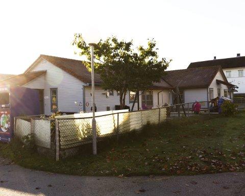 LEDIG KAPASITET: Det er plass til flere ved enkelte av barnehagene i Sande. (Illustrasjonsfoto)