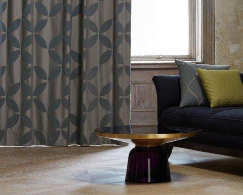 Mørkleggende gardiner i dimout- og blackout-kvaliteter stenger effektivt lyset ute.