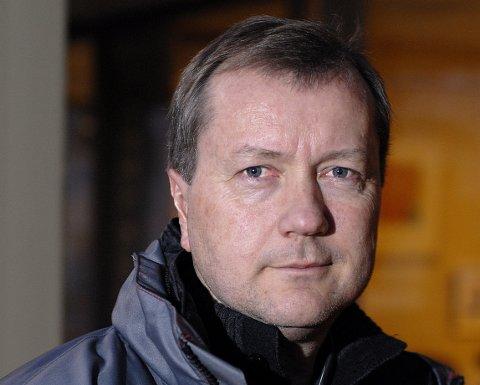 Kjetil Strand, Regionvegsjef i Statens vegvesen Region midt