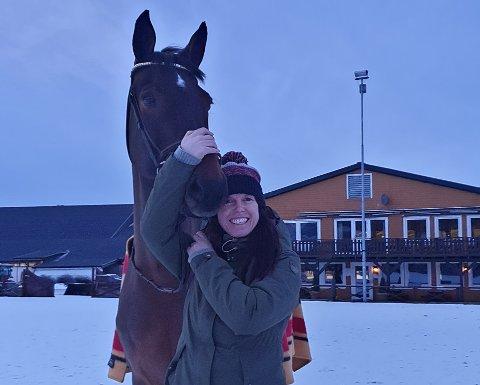 Mariann Sletten har nettopp kjøpt seg hest nummer to.