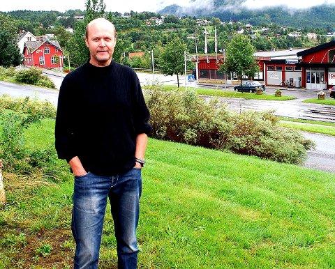 Stig Fjeldset, 1. kandidat for Tingvoll FrP