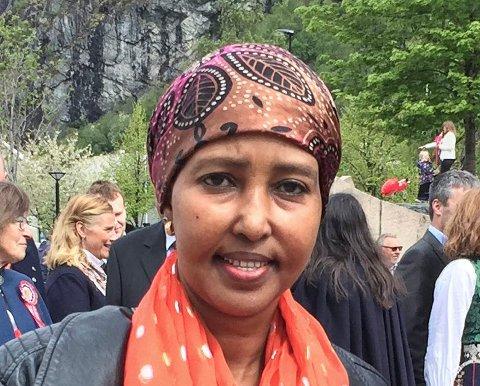 Anisa Ali Aden. (Arkiv)