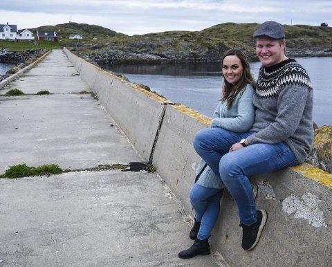 Marit Skogsholm og Tommy André Ingebrigtsen.