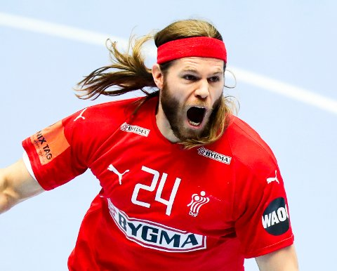 Den danske skuddmaskinen Mikkel Hansen må levere fredag om danskene skal ta seg til VM-finalen.  Foto: Lise Åserud / NTB scanpix