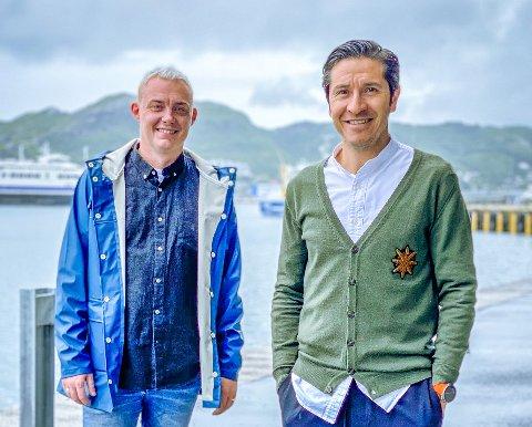 Ørjan Anker Olsen og Rodrigo Belda.