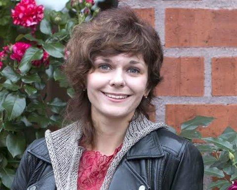 Stemmen: Darya Katyba fikk stipend for sin flotte stemme.