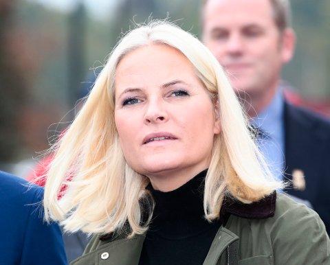 – Jeg har i en del år tidvis hatt helseutfordringer, og nå vet vi mer om hva disse bunner i, sier kronprinsesse Mette-Marit. Foto: Lise Åserud / NTB scanpix