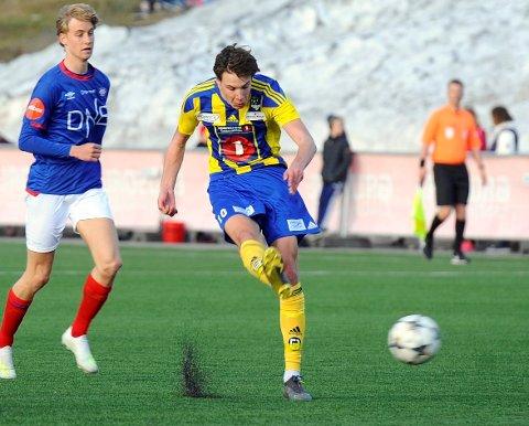 Faaberg spiller allerede fredag kveld mot Ringsaker, og bør sikre seg sin tredje seier.