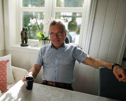 OPPGITT: Thor Edquist er oppgitt over Tista-saken.