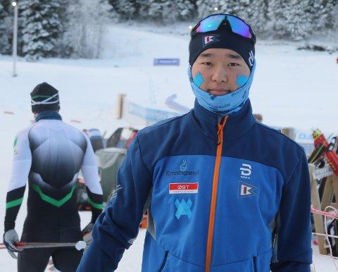 LYKTES IKKE: Petter Stokkeland havnet langt ned på resultatlistene under NM på ski.