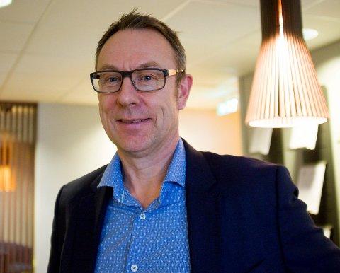 Administrerende direktør i Vassbakk & Stol Inge Jan Thorsen forteller at selskapet får en sentral rolle i utbyggingen av Bybanen til Fyllingsdalen.