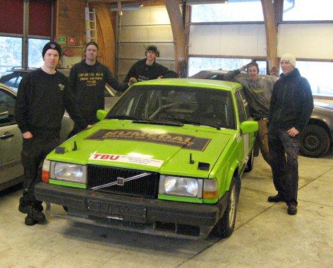 SATSER: Numedal videregående skole satser på å utdanne mekanikere til motorsport