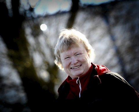 Viktig: – Det er veldig viktig å satse på psykiatri, sier Sølvi Weum fra Rygge, som selv er bruker av kommunens aktivitetsgrupper for folk som sliter psykisk.