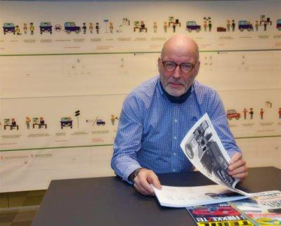 ENDRING: Statens vegvesen må stenge kjøretøytjenesten i fire dager på grunn av en omlegging, forteller Erik Johannessen.