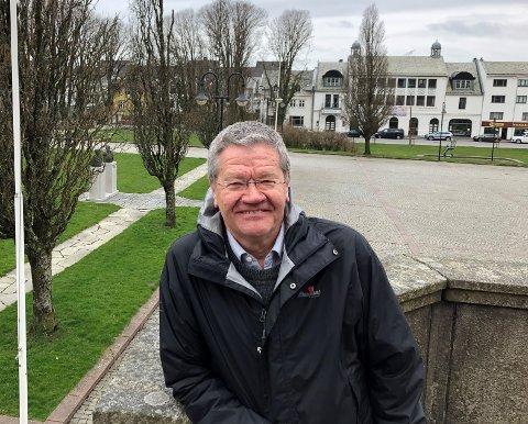 Arne-Christian Mohn, ordfører i Haugesund.